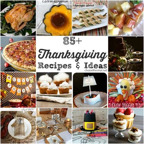 thanksgiving recipe ideas 85 thanksgiving recipes and ideas