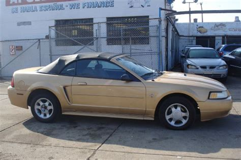 2000 Ford Mustang For Sale In Chicago Il