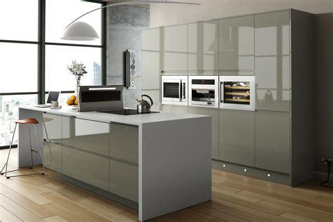grey gloss kitchen cabinets ellis furniture reports fantastic response to new galaxy 4064