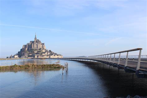 Carte Mont Michel by Mont St Michel Voyages Cartes