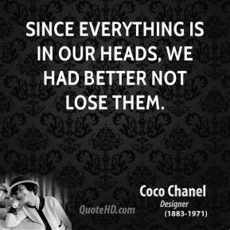 Coco Chanel Quotes Quotehd