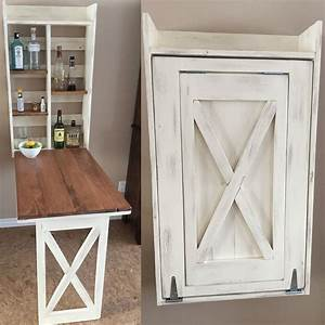 Drop Down Murphy Bar DIY Projects DIY Bloggers To
