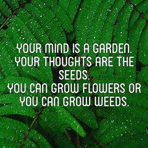 spring quotes, ... Garden Happiness Quotes