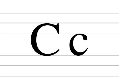 Latin Letter C.svg