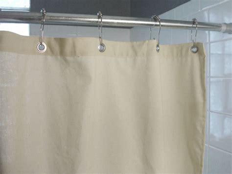 cotton or hemp shower curtain buy shower curtain