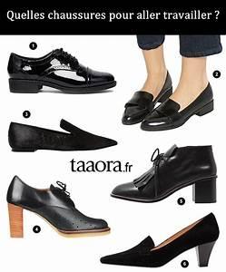 Chaussure Pour Aller Dans L Eau : quelles chaussures pour aller travailler 6 paires de ~ Melissatoandfro.com Idées de Décoration