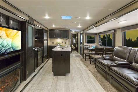 Kitchen Island Manufacturers - 2018 new grand design imagine 2950rl rear living island kitchen double slide travel trailer in