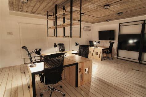 interior design industrial it office industrial style interiors designed by ezzo design Office