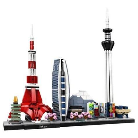 lego architecture  official set images  brick fan