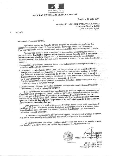 mariage au maroc mariage franco marocain afficher le sujet récupèrer la liste au tribunal
