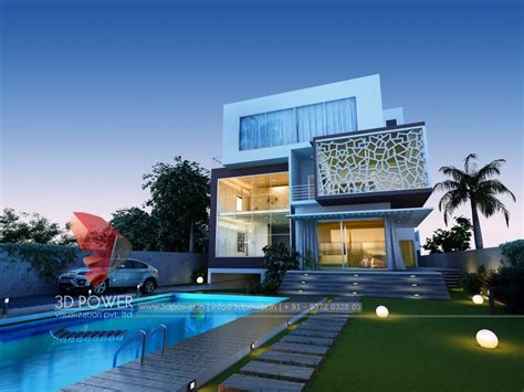 Home Design Visualiser : Bungalow Design Vadodara