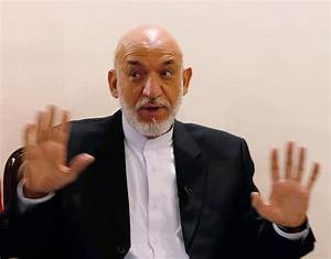 Former Afghan president calls decision to drop massive U.S ...