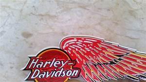 Free US Shipping / Pair of Rare Small Vintage Harley ...