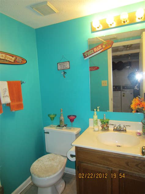 Margaritaville Themed Bathroom Why Not Decorate The
