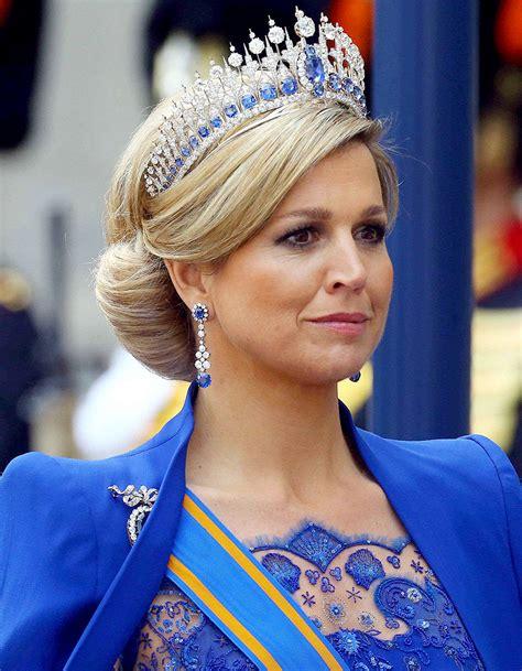 maxima zorreguieta la nouvelle reine des pays bas elle