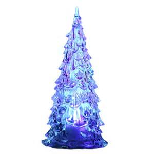 led clear color changing l bulb christmas tree xmas decor icy night light ebay