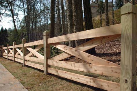 Zaun Holz Quer wood fence on wood fences fence and cedar fence