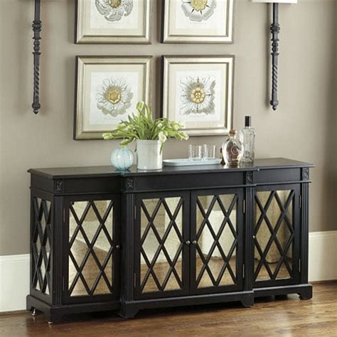 mirrored sideboard buffet lyon sideboard traditional buffets and sideboards 4164