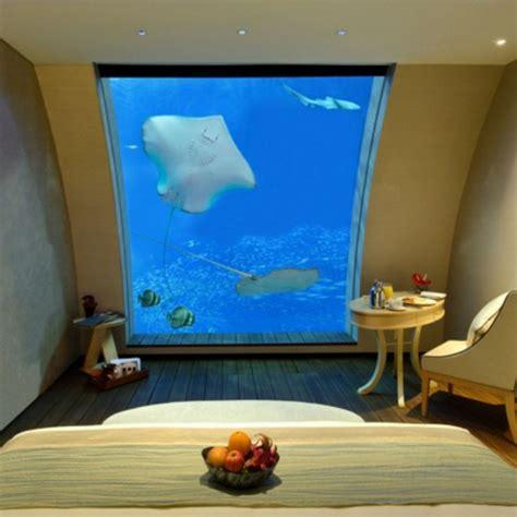 chambre d h el avec le design d 39 une chambre d 39 hôtel de luxe sous marine