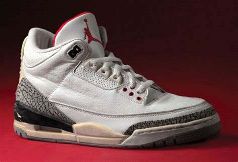 air jordan iii  shocking story   greatest shoe