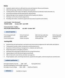 Free 7 Nursing Resume Objective Templates In Pdf