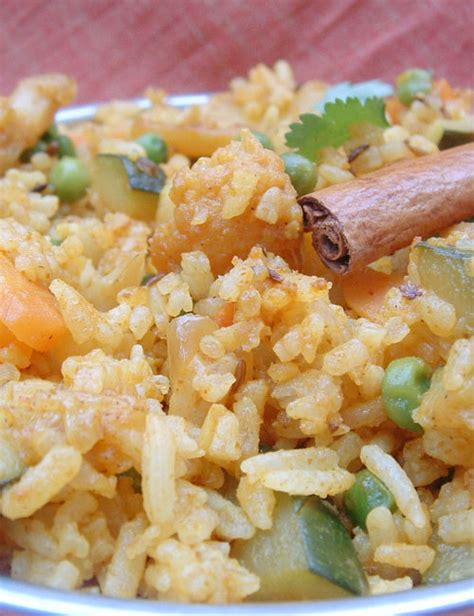 cuisine indienne riz recette indienne pulao riz aux légumes cuisine indienne