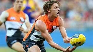 Giant Lachie Whitfield claims 'drug' texts a ruse as AFL ...