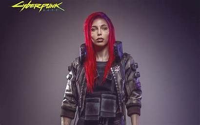 Cyberpunk 2077 Cosplay Female Wallpapers Games 2k