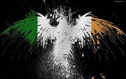 Ireland Irish Wallpapers Flag Backgrounds Bayrak Irlanda