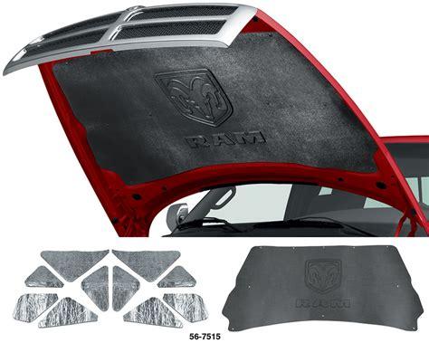 ABS Hood Insulation Kits   1994 15 Dodge 1500 Ram Truck