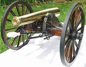 Cannon Artillery  U0026 Carriage Reproductions