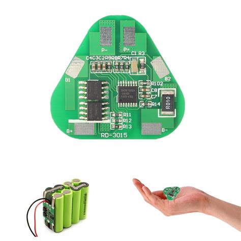 Ion Lithium Battery Protection Circuit Board