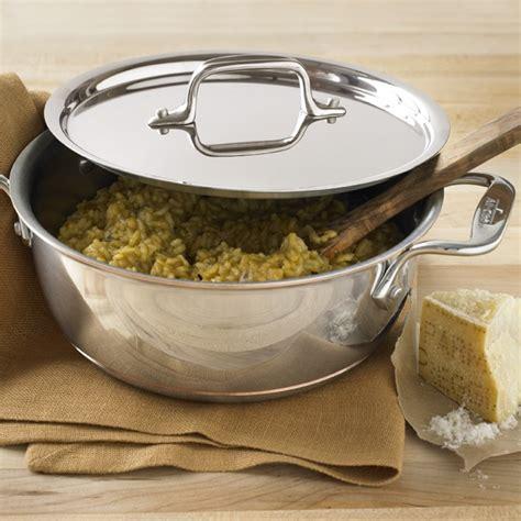 clad copper core rice pot   qt williams sonoma