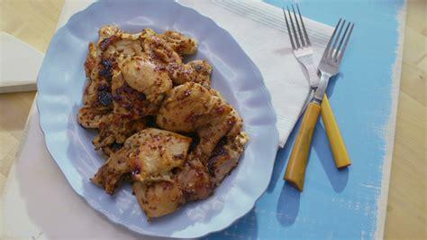 cuisine erable poulet à la moutarde et à l 39 érable cuisine futée