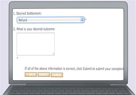 company bureau how to file a complaint with the better business bureau