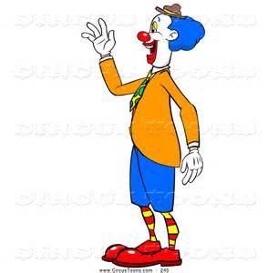 Free Clip Art Clown Cartoons