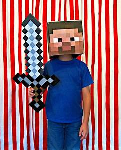 88+ DIY Costumes, including Minecraft Steve - Morena's Corner