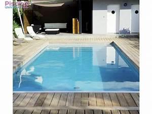 Piscine En Kit Polystyrène : kit piscine complet 8 x 4 x h1 50m en blocs polystyr ne ~ Premium-room.com Idées de Décoration