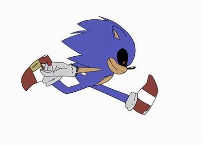 Sonic Exe Animation Deviantart Dibujos Gifs Hedgehog