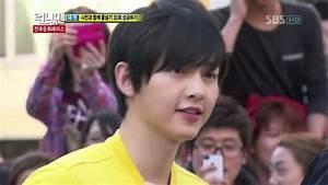 Song Joong Ki Back On Running Man
