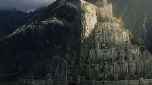 ag25-minas-tirith-lord-of-the-ring-art - Papers.co