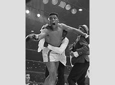 Fight by fight Muhammad Ali's legendary career