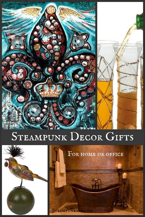 home decor gifts steunk decor gifts for home or office