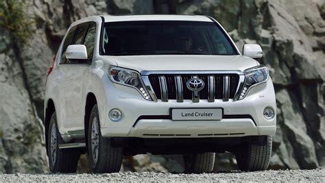 land cruiser prado car 2014 toyota prado facelifted suv here in october three