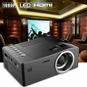 Portable Wired Led Lcd Projector