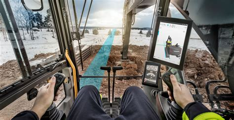 volvo launches dig assist  north america  intuitive