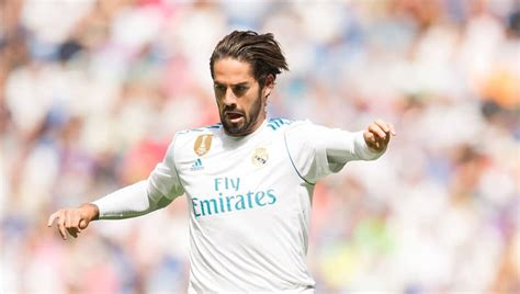 Isco Signs New 5-Year Deal to Remain With Champions League ...