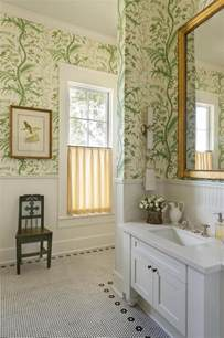 bathroom with wallpaper ideas wallpaper ideas to make your bathroom beautiful ward log homes