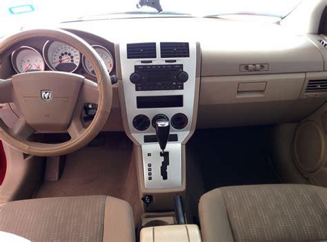 2007 dodge caliber interior 2007 dodge caliber pictures cargurus