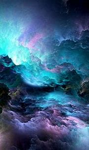 Abstract 3D Graphics psychedelic nebula space d wallpaper ...